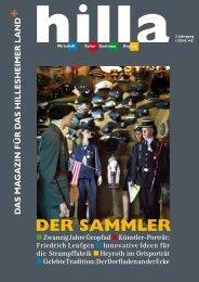 Der Sammler - Hilla Magazin