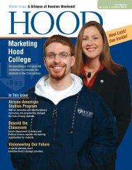 Fall/Winter 2003 - Hood College