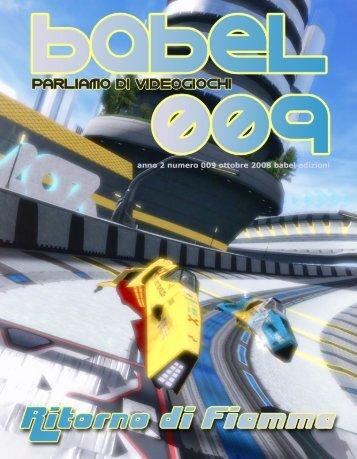 Babel 009 - Parliamo di Videogiochi
