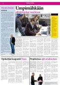 uuteen kaupunkiin - Vaasan ammattikorkeakoulu - Page 2