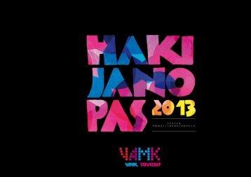Hakijan opas 2013 (pdf) - Vaasan ammattikorkeakoulu