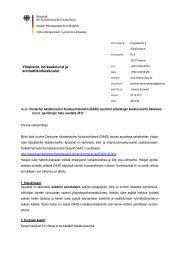 Yliopistot, korkeakoulut ja ammattikorkeakoulut - Vaasan ...