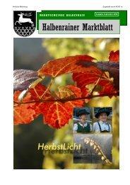 (5,40 MB) - .PDF - Marktgemeinde Halbenrain