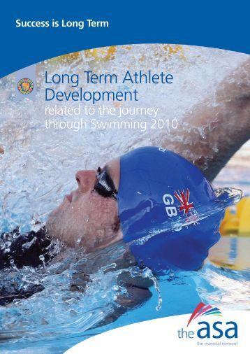 Long Term Athlete Development - Swimming.org