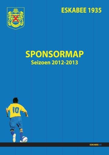SPONSORMAP - Eskabee.be