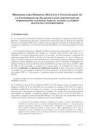 Programa para personal docente e investigador - Universidad de ...