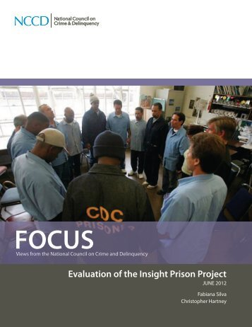Evaluation of the Insight Prison Project - National Council on Crime ...