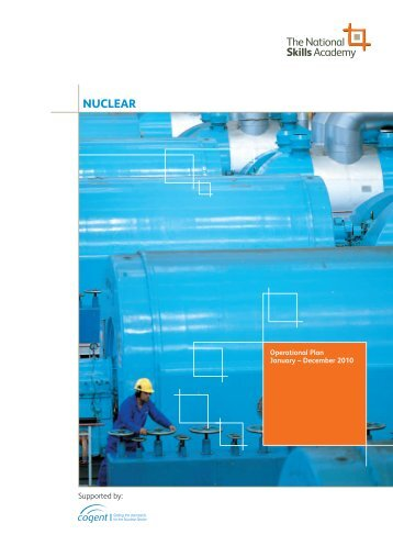 provider network - National Skills Academy for Nuclear