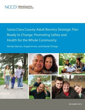 Santa Clara County Adult Reentry Strategic Plan Ready to Change ...