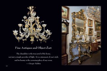 Fine Antiques and Object d'art - Valobra Jewelry and Antiques