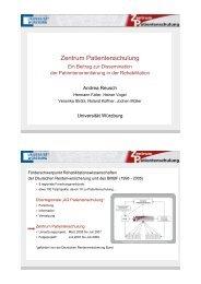 Reusch ZP - Zentrum Patientenschulung