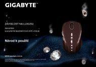 Návod k použití - Gigabyte