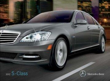 2012 Mercedes-Benz S-Class - Mercedes-Benz USA