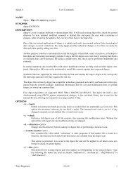 NAME SYNOPSIS DESCRIPTION OPTIONS - panthema.net