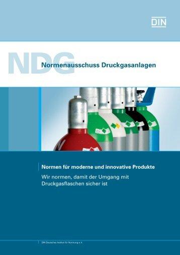 NDG-Imagebroschüre (675.4 KB) - DIN Deutsches Institut für ...