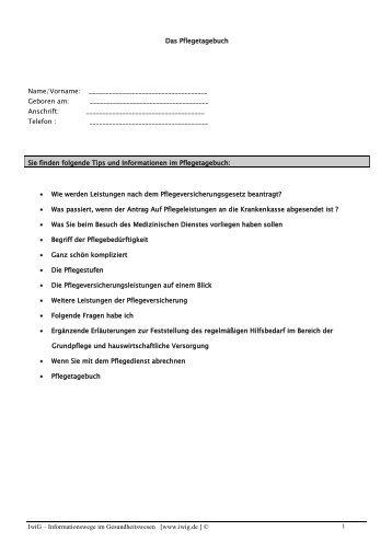 Informationswege im Gesundheitswesen [www ... - Frauenzimmer.de