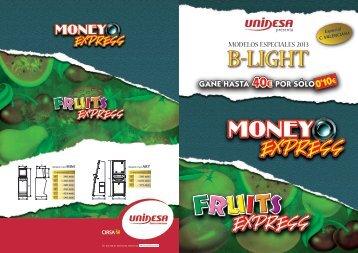 MODELOS ESPECIALES 2013 - Unidesa