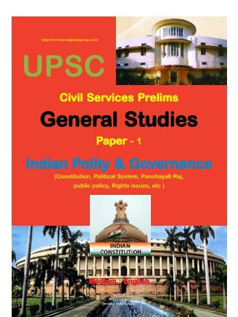 Indian Polity and Governance Sample (English).pdf