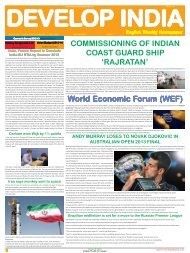 Develop India Year 5, Vol. 1, Issue 234, 27 January - 3 Feb, 2013.pmd