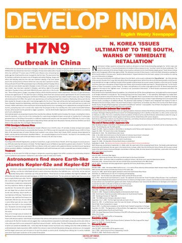 Develop India Year 5, Vol. 1, Issue 245, 14-21 April, 2013.pmd