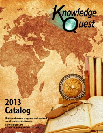 Atlas and outline maps of world history knowledge quest just click here knowledge quest sciox Images