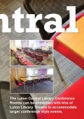 Luton Central Library Conference Rooms - Luton Culture - Page 3