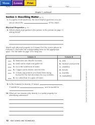 1164925Classifying Matter Worksheet.pdf - InforMNs