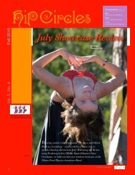 Issue 4 - High Desert Bellydance Guild