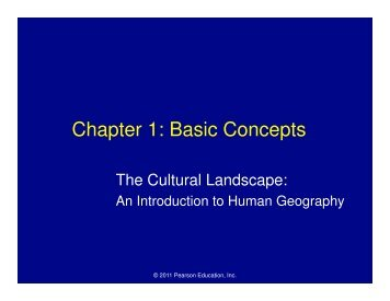 AP Human Geography Basic Concepts - legacyjr.net