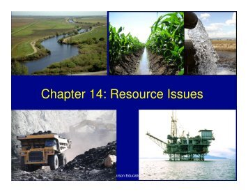 """Chapter 14 """"Resource Issues"""" Lecture - legacyjr.net"""