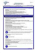 Sikkerhedsdatablad - Page 5