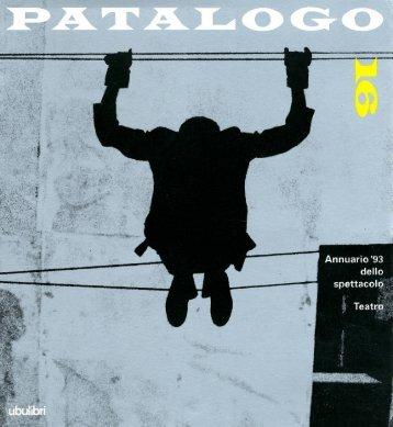 PATALOGO vol. 16