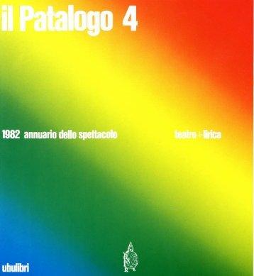 PATALOGO vol. 04