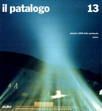 PATALOGO vol. 13