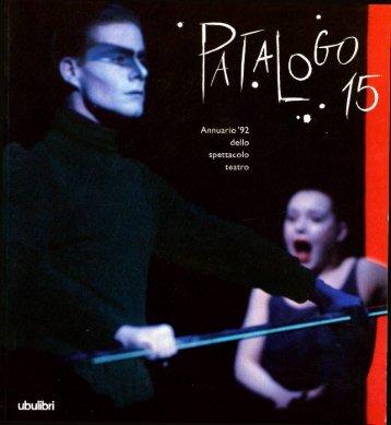 PATALOGO vol. 15