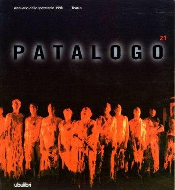 PATALOGO vol. 21