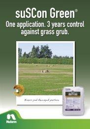 12466 suSCon Green Brochure.indd - Pest Genie