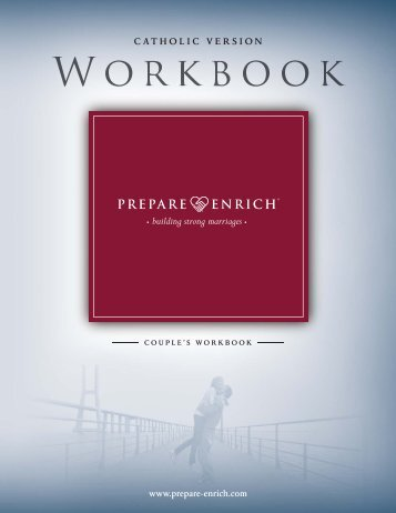Sample Couple's Workbook - Prepare/Enrich