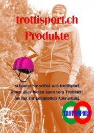 Produkte von trottsiport