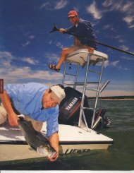 The Capes Silverscales – Destination Fish - Tom Keer