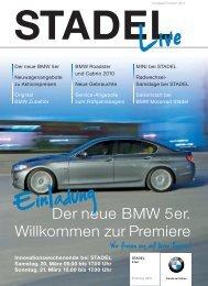 STADEL - Home: Herzlich Willkommen bei Ihrem BMW Partner