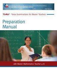 Preparation Manual - ETS