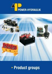 200 series - Power-Hydraulik