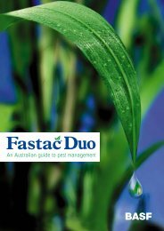 Fastac Duo Technical Manual - Pest Genie