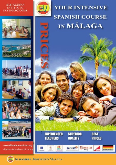 Download the PDF version - Spanish Courses in Spain