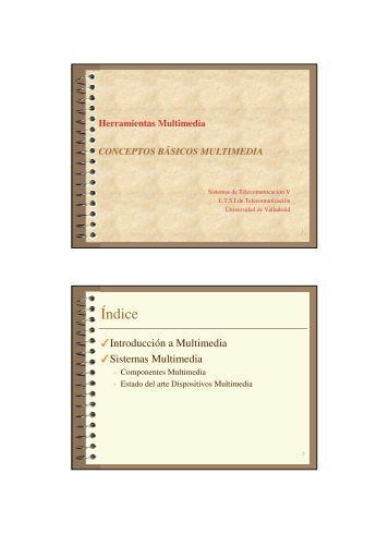 Conceptos Basicos Multimedia_0809.pdf - Grupo Tecnologías ...