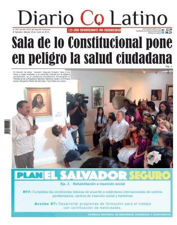 Edición 20 de Junio de 2015