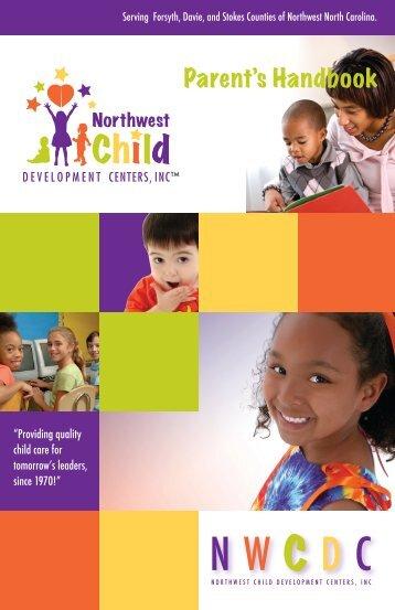 Parent Handbook - nwcdc.org