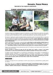 PDF Curso de pesca para discapacitados