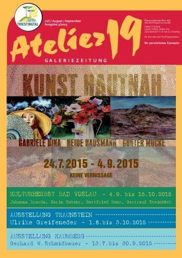 Atelier19 03 -2015